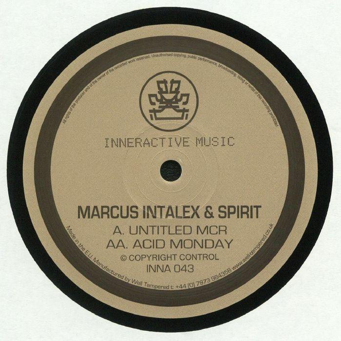 INTALEX, Marcus/SPIRIT - Untitled MCR