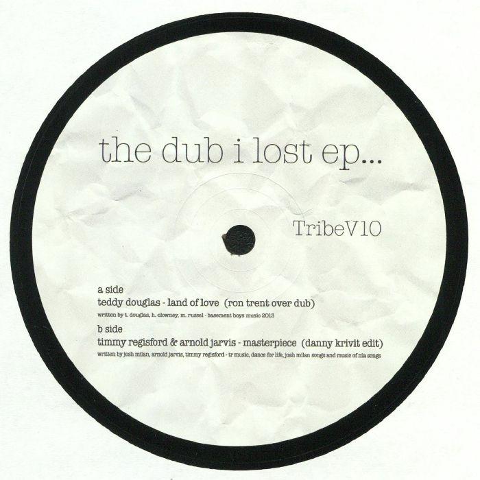 DOUGLAS, Teddy/TIMMY REGISFORD/ARNOLD JARVIS - The Dub I Lost EP