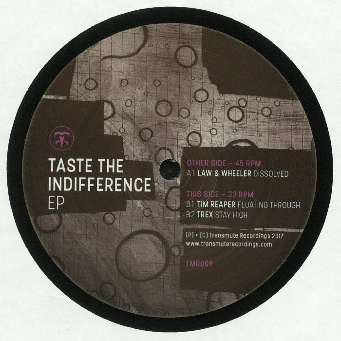 LAW/WHEELER/TIM REAPER/TREX - Taste The Indifference EP