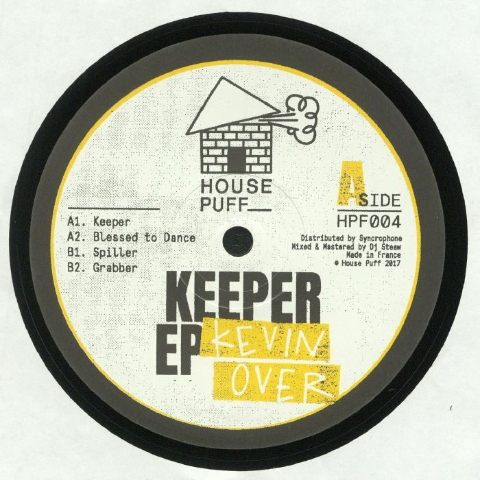 OVER, Kevin - Keeper EP