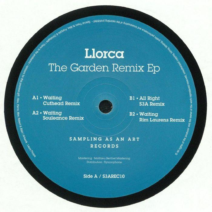LLORCA - The Garden Remix EP