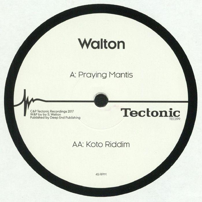WALTON - Praying Mantis