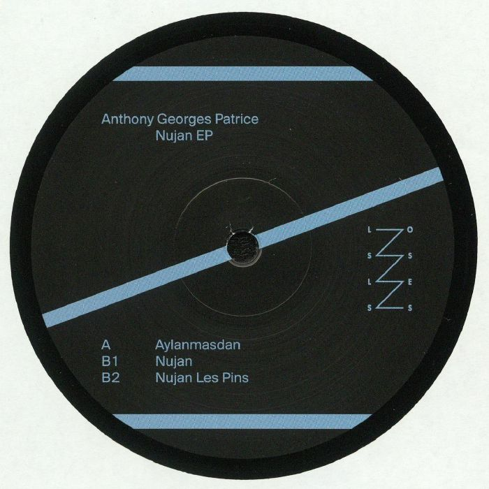PATRICE, Anthony Georges - Nujan EP