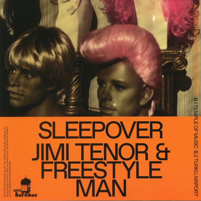 TENOR, Jimi/FREESTYLE MAN - Sleepover