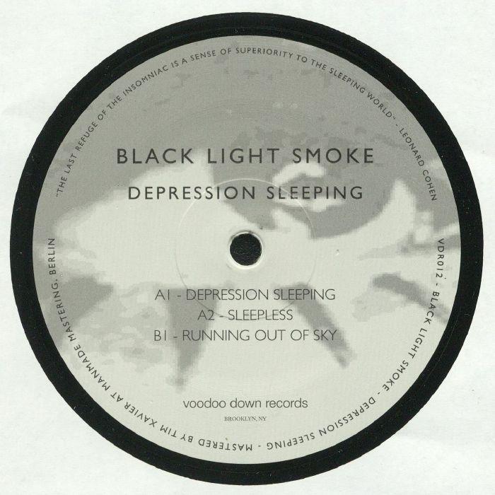 Black Light Smoke - Depression Sleeping (Voodoo Down Records)