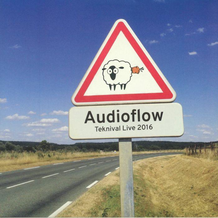 AUDIOFLOW - Teknival Live 2016