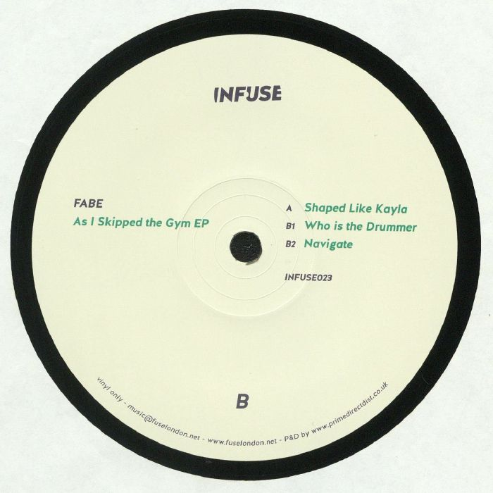 FABE - As I Skipped The Gym EP