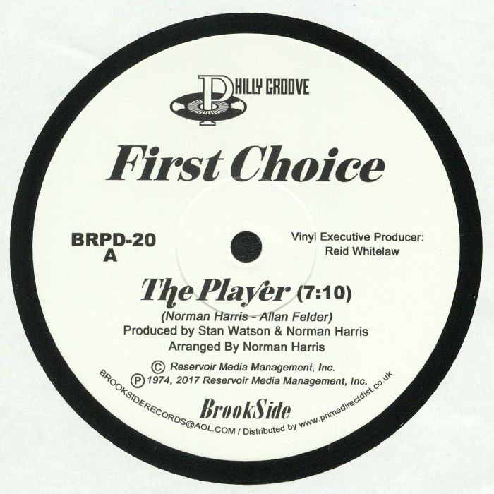 FIRST CHOICE - The Player