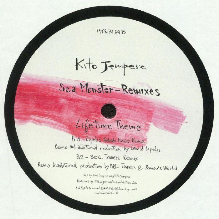 JEMPERE, Kito - Sea Monster: Remixes