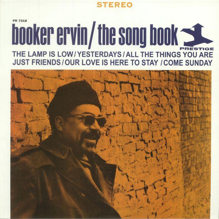 ERVIN, Booker - The Song Book