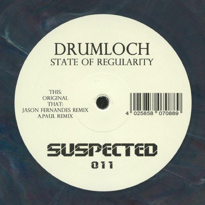DRUMLOCH - State Of Regularity