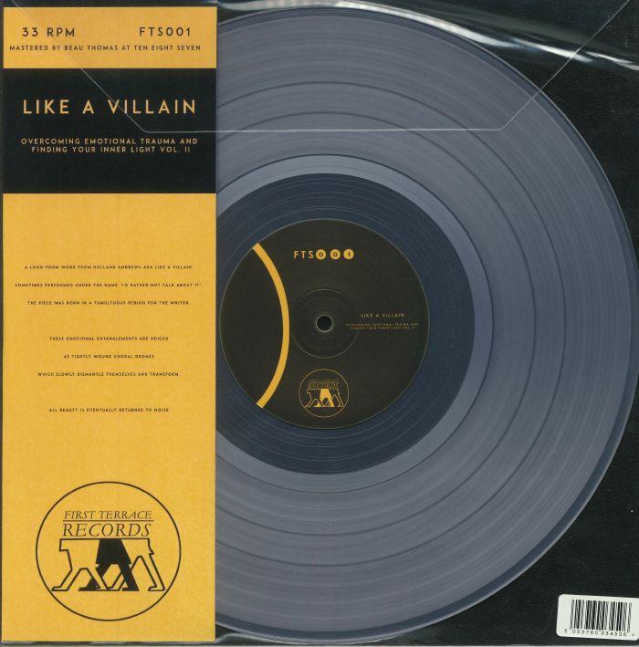 LEIMER, K/LIKE A VILLAIN - FTS 001