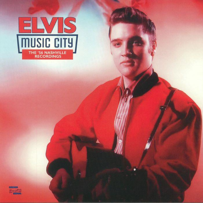 PRESLEY, Elvis - Music City: The '56 Nashiville Recordings