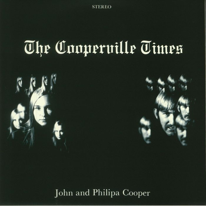 JOHN & PHILIPA COOPER - The Cooperville Times