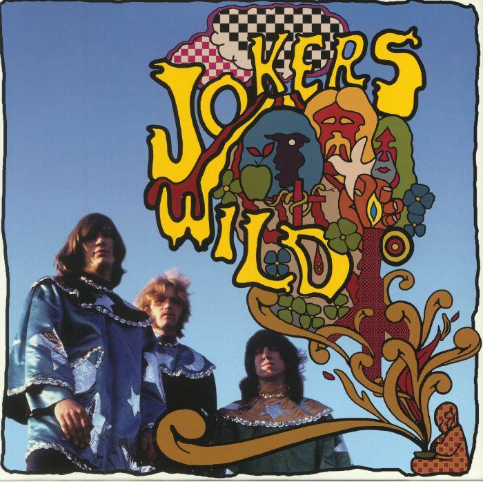 JOKERS WILD - Liquid Giraffe