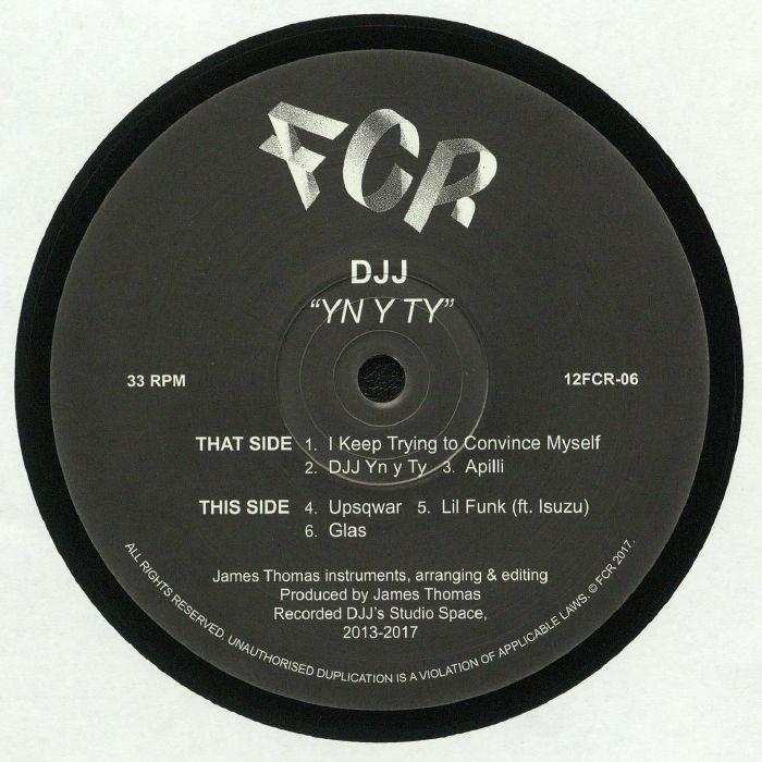 DJJ - Yn Y Ty