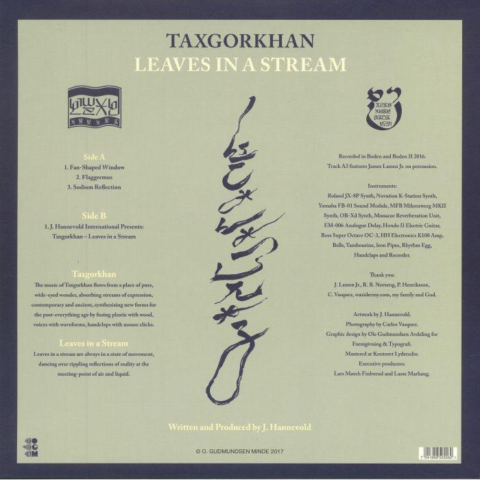 TAXGORKHAN - Leaves In A Stream