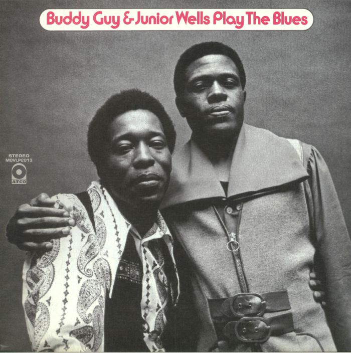 GUY, Buddy &  JUNIOR WELLS - Play The Blues (reissue)