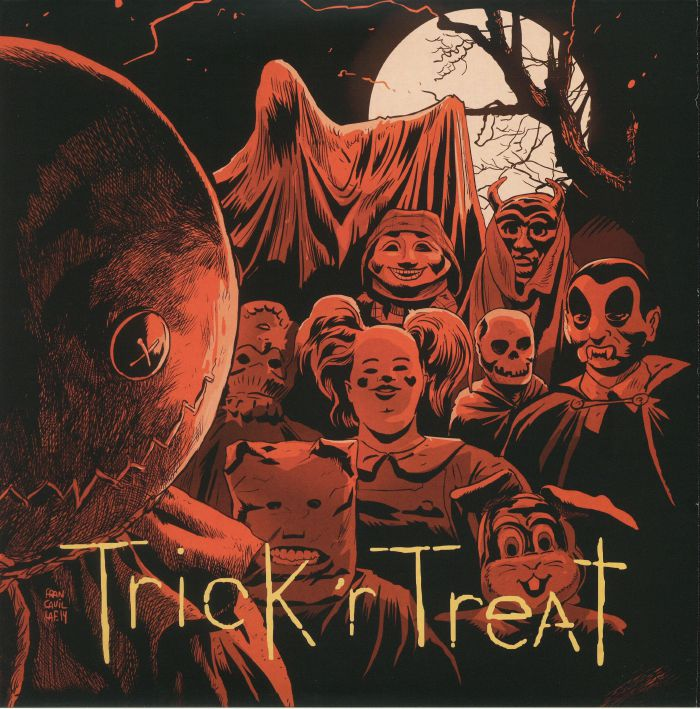 PIPES, Douglas - Trick 'R Treat (Soundtrack) (reissue)