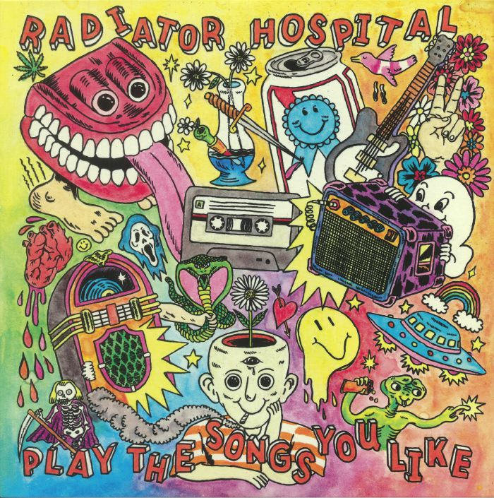 RADIATOR HOSPITAL - Play The Songs You Like