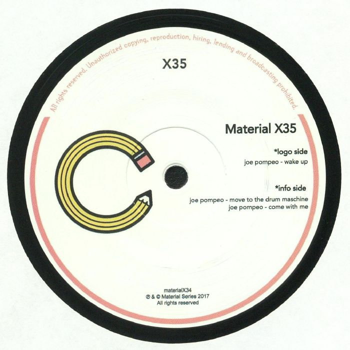 POMPEO, Joe - Material Heads Vol 35