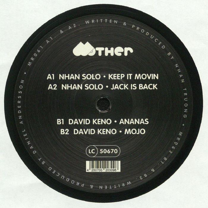 NHAN SOLO/DAVID KENO - Keep It Movin