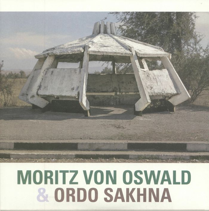 VON OSWALD, Moritz/ORDO SAKHNA - Moritz Von Oswald & Ordo Sakhna