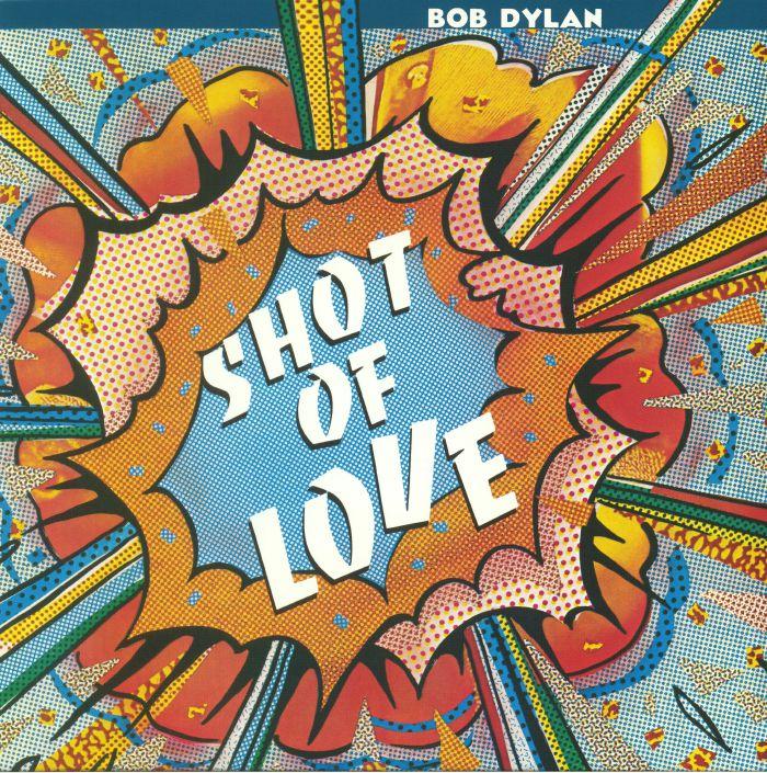 DYLAN, Bob - Shot Of Love (reissue)