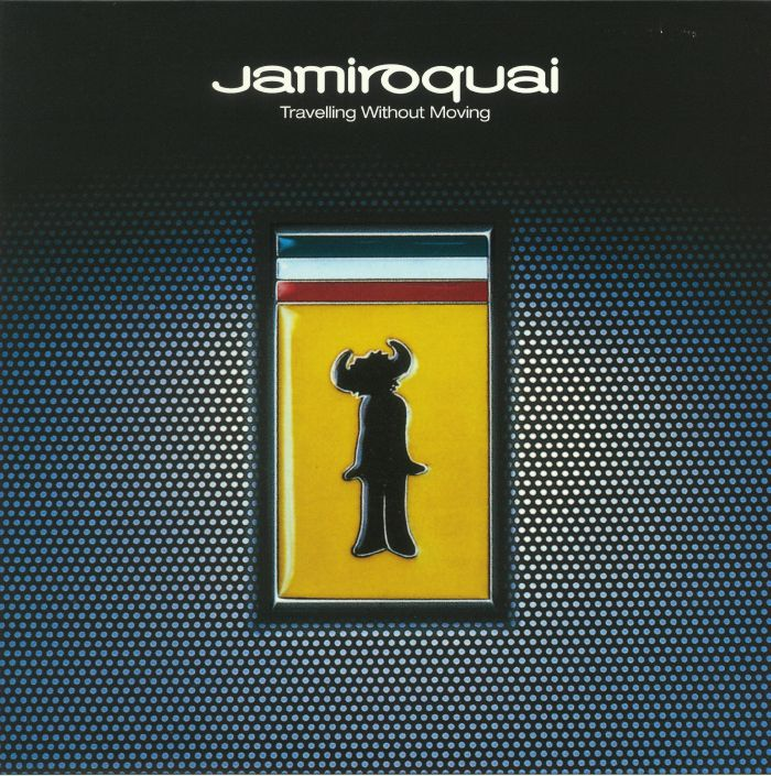 JAMIROQUAI - Travelling Without Moving (reissue)