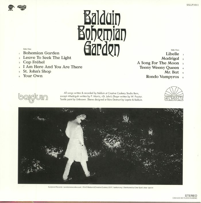 BALDUIN - Bohemian Garden