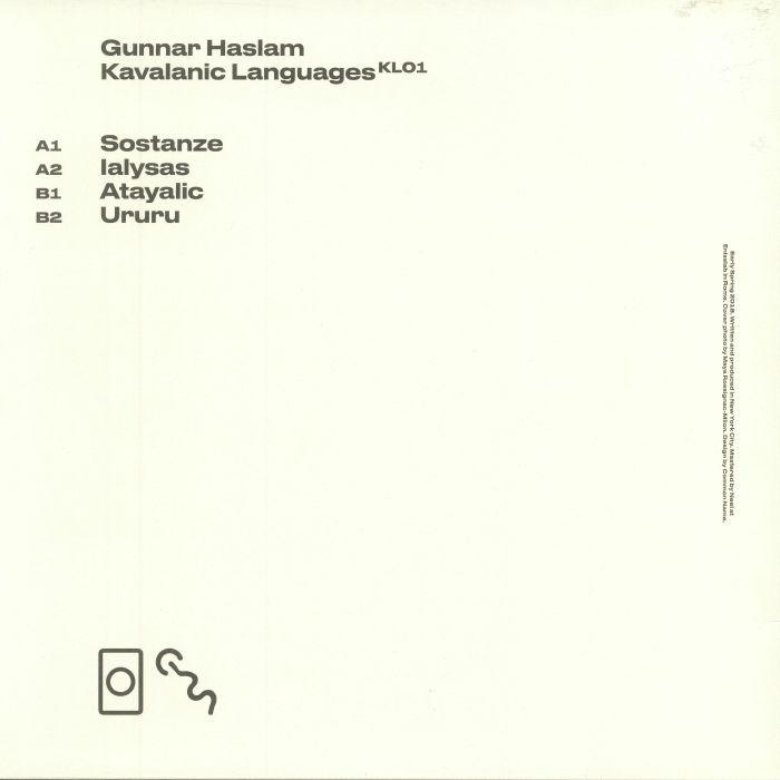 HASLAM, Gunnar - KL 01