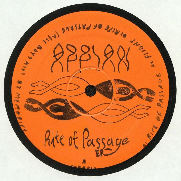 APPIAN - Rite Of Passage EP