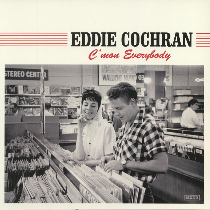 COCHRAN, Eddie - C'mon Everybody (reissue) (remastered) (mono)