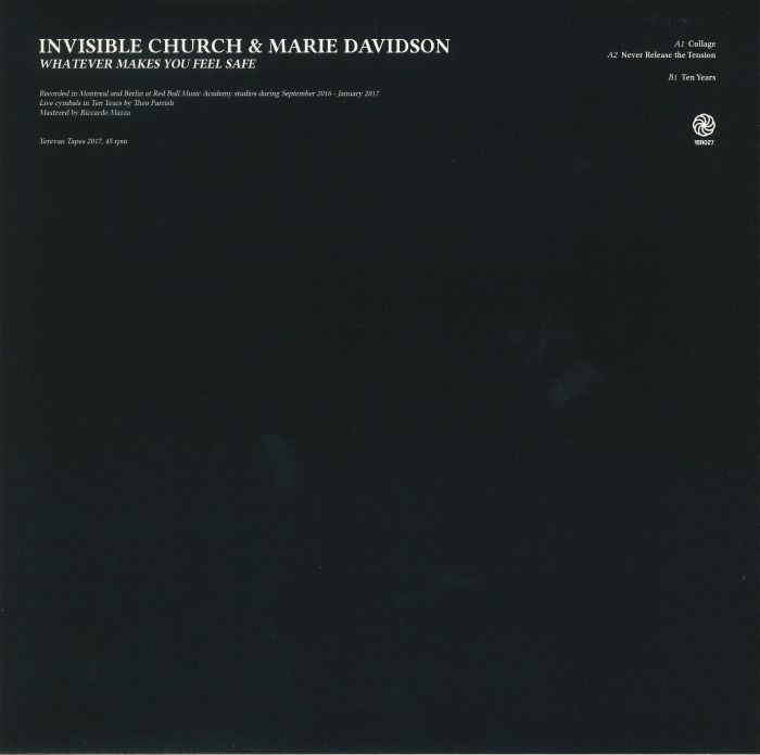 INVISIBLE CHURCH/MARIE DAVIDSON - Whatever Makes You Feel Safe