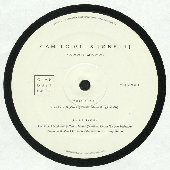 GIL, Camilo/ONE+1 - Yanno Manni