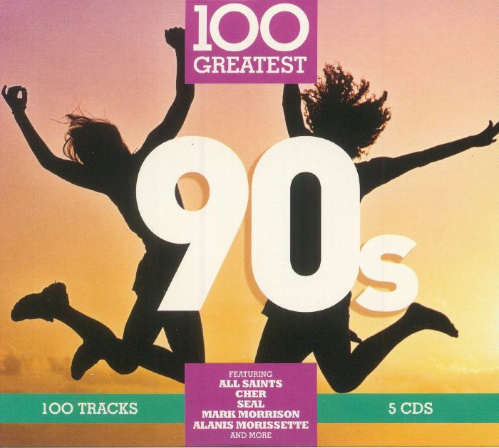 VARIOUS - 100 Greatest 90s