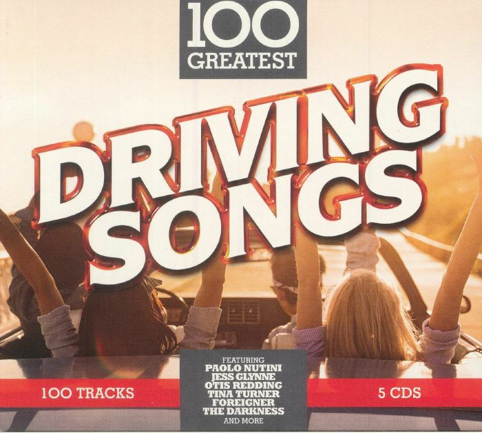 VARIOUS - 100 Greatest Driving Songs