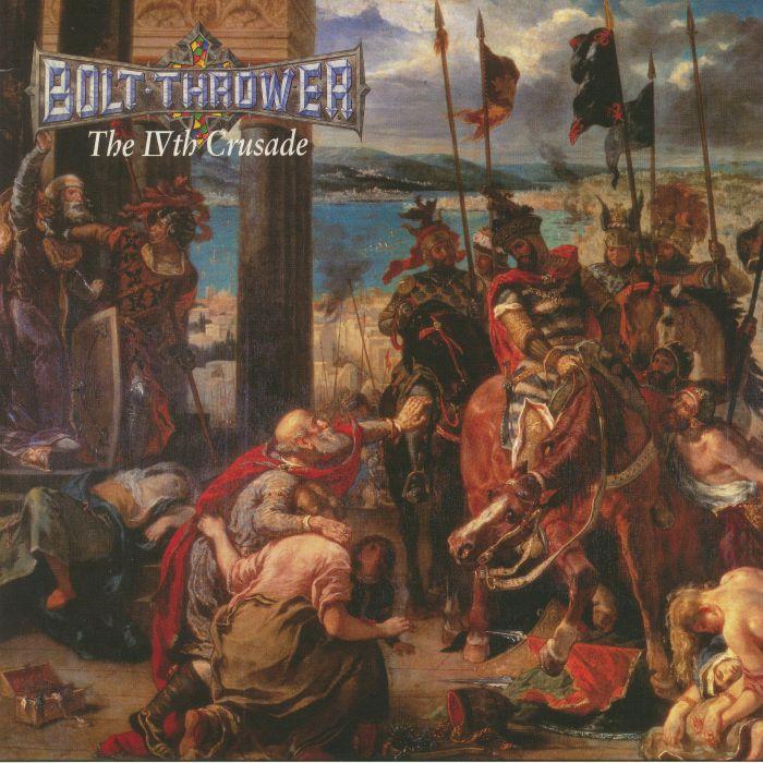 BOLT THROWER - The IVth Crusade (reissue)