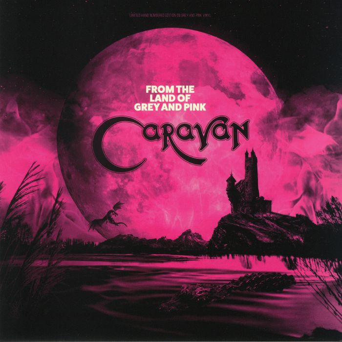CARAVAN - From The Land Of Grey & Pink