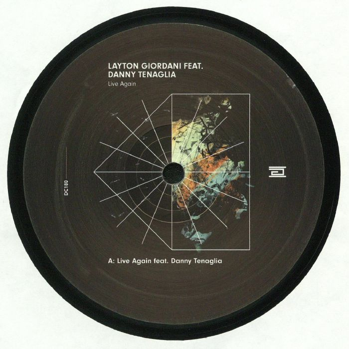 GIORDANI, Layton feat DANNY TENAGLIA - Live Again