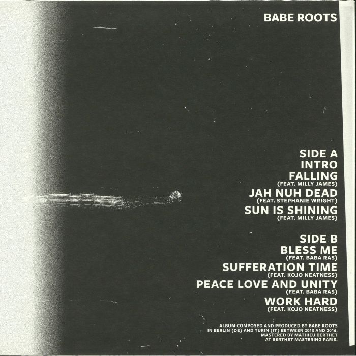 BABE ROOTS - Babe Roots