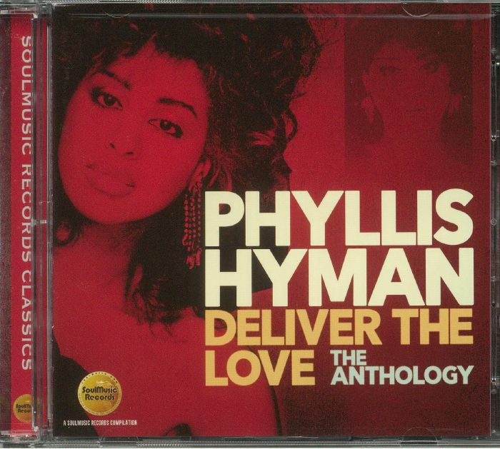 HYMAN, Phyllis - Deliver The Love: The Anthology