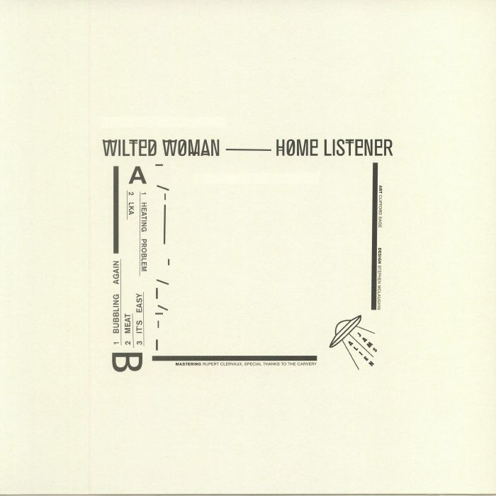 WILTED WOMAN - Home Listener