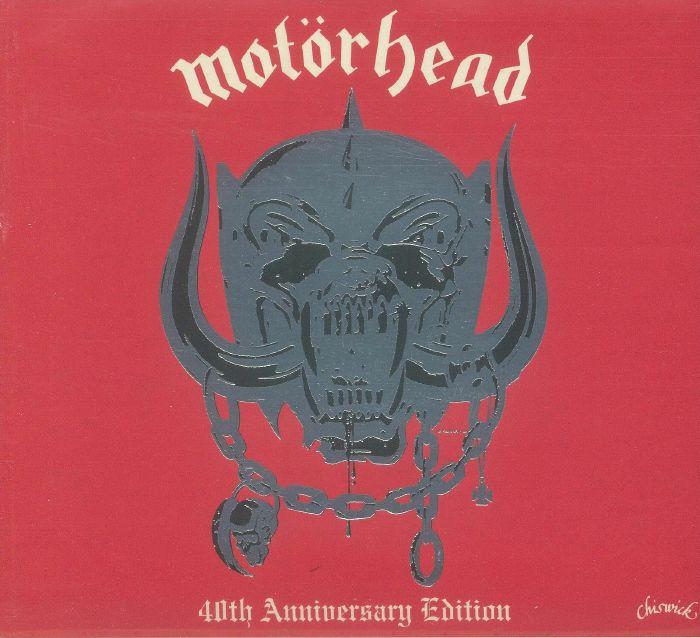 MOTORHEAD - Motorhead: 40th Anniversary Edition