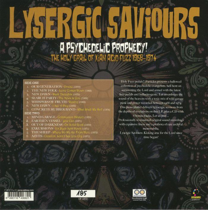 VARIOUS - Lysergic Saviours