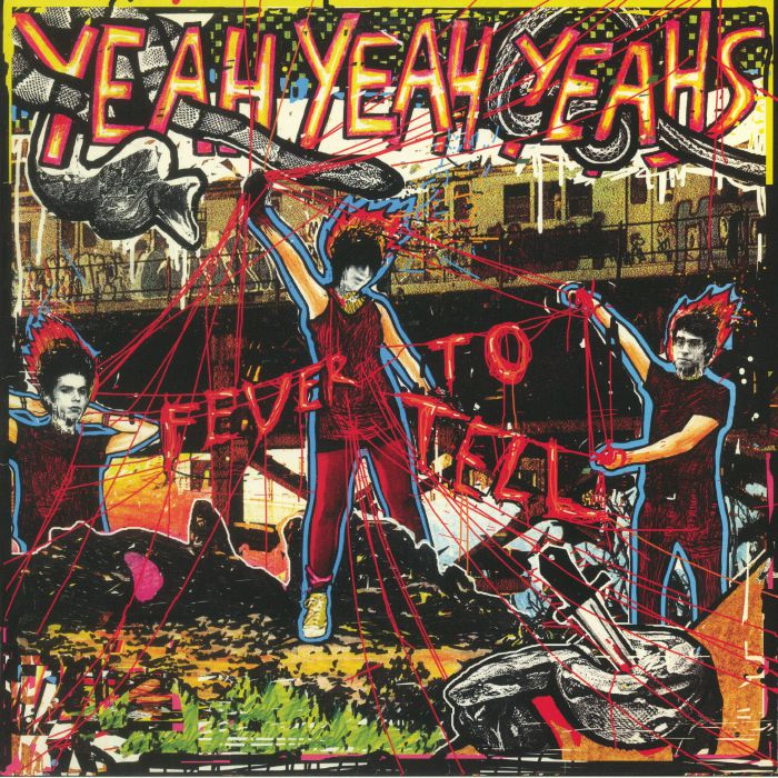 YEAH YEAH YEAHS - Fever To Tell (remastered)