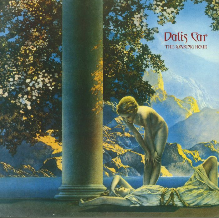 DALIS CAR - The Waking Hour (reissue)