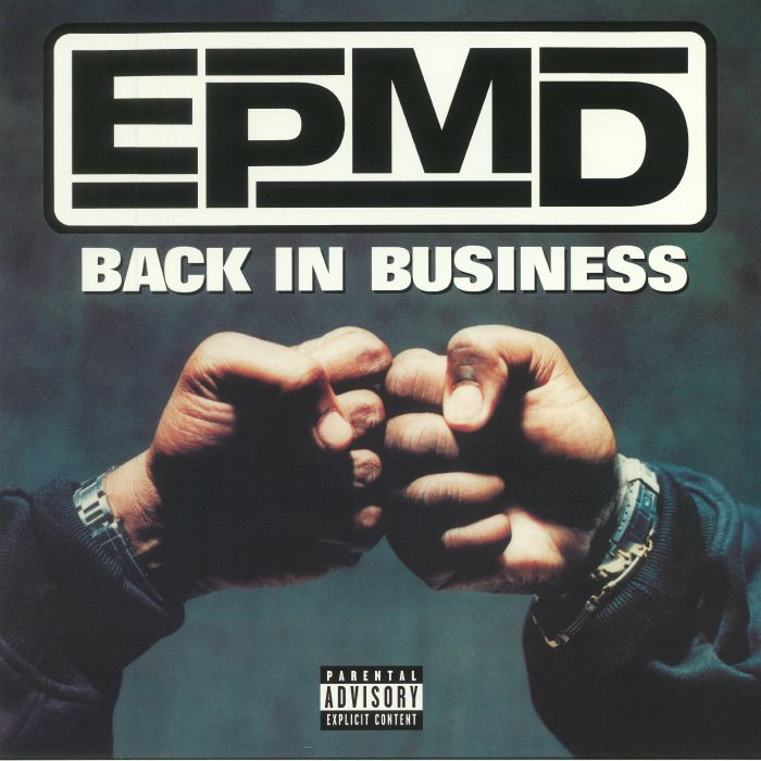 Epmd Back In Business Reissue Vinyl At Juno Records