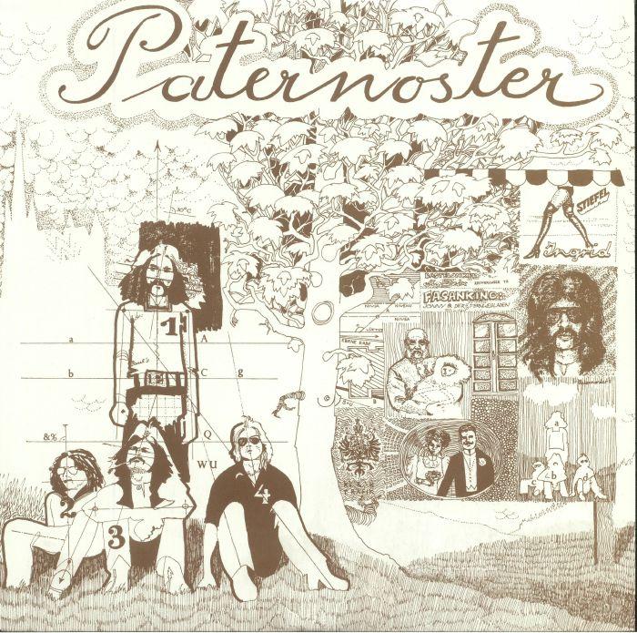 PATERNOSTER - Paternoster (reissue)