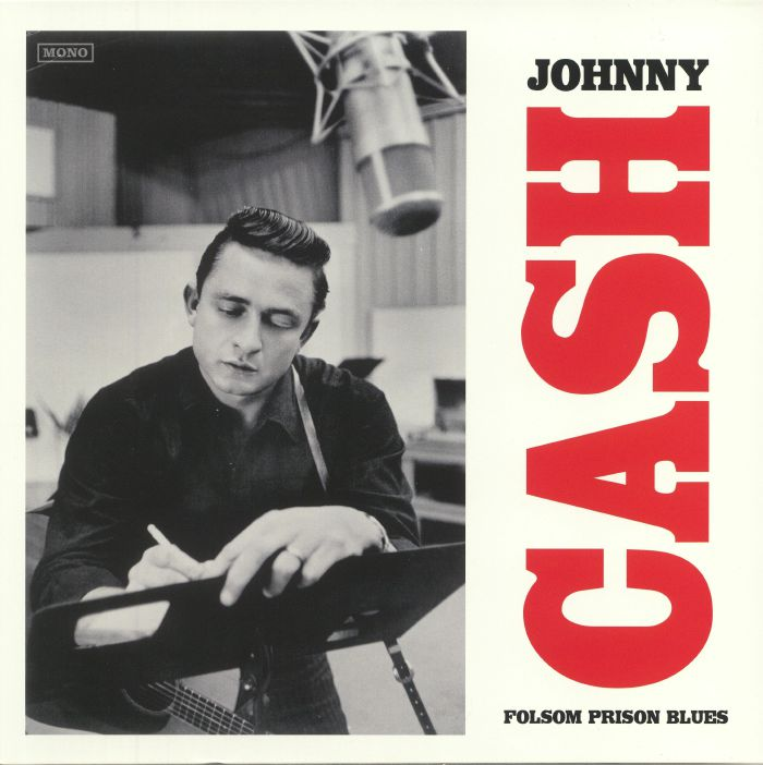 CASH, Johnny - Folsom Prison Blues (reissue)